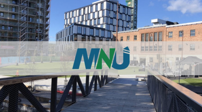 logo for MNU